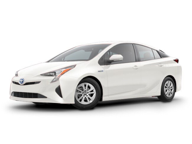 2018 Toyota Prius 5DR SEDAN THREE Hatchback