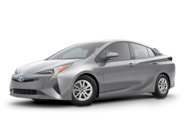 New 2018 Toyota Prius One Hatchback Serving Los Angeles