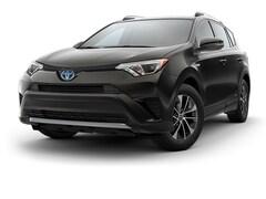 New 2018 Toyota RAV4 Hybrid LE SUV Miamisburg OH