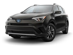 New 2018 Toyota RAV4 Hybrid LE SUV Corona