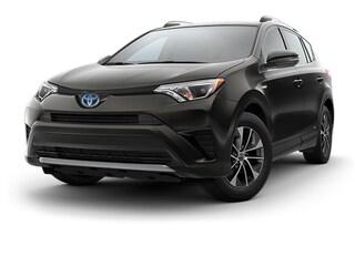 2018 Toyota RAV4 Hybrid Hybrid XLE SUV