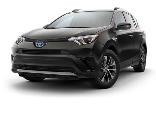 New 2018 Toyota RAV4 Hybrid LE SUV Cockeysville