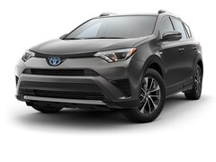 New 2018 Toyota RAV4 Hybrid SUV for sale in Charlottesville
