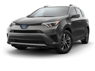 New 2018 Toyota RAV4 Hybrid LE SUV in Erie PA