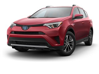 New 2018 Toyota RAV4 Hybrid LE SUV for sale in Dublin, CA