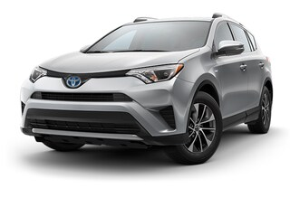 New 2018 Toyota RAV4 Hybrid LE SUV Boston, MA