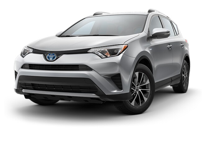 New 2018 Toyota RAV4 Hybrid SUV for sale at Young Toyota Scion in Logan, UT