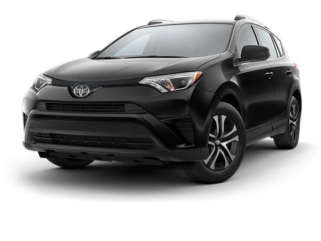 2018 Toyota RAV4 SUV