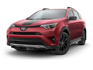 New 2018 Toyota RAV4 Adventure SUV in Marietta, OH