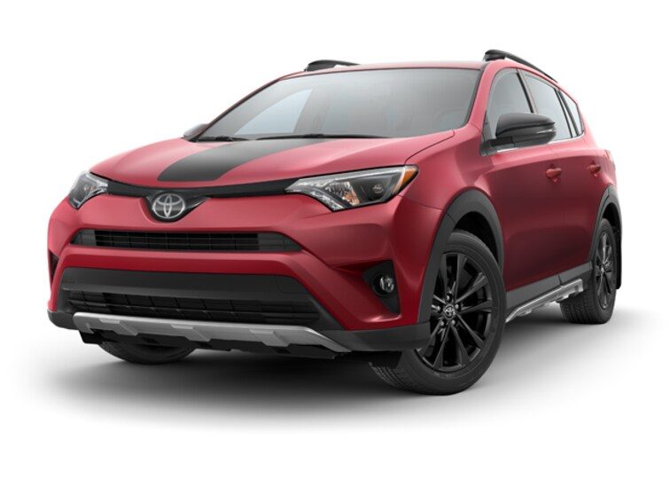Certified, Pre-owned  2018 Toyota RAV4 Adventure Adventure AWD in Bellevue, WA