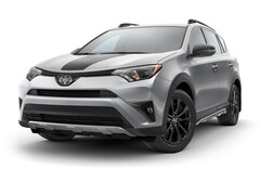 New 2018 Toyota RAV4 Adventure SUV in Laredo, TX