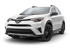 New 2018 Toyota RAV4 Adventure SUV 578818 in Chico, CA