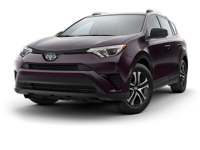 New 2018 Toyota RAV4 LE SUV for sale/lease Augusta, ME