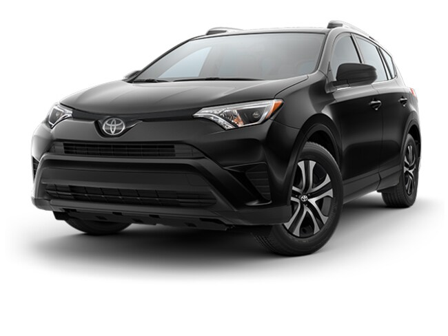New 2018 Toyota RAV4 LE SUV near Middletown CT