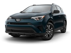 New 2018 Toyota RAV4 LE SUV for sale in Charlottesville