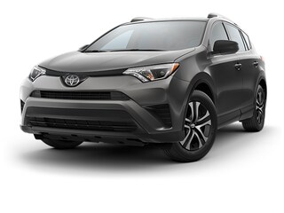New 2018 Toyota RAV4 LE SUV 1848605 Boston