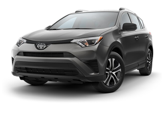 New 2018 Toyota RAV4 LE SUV Haverhill, Massachusetts