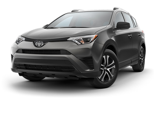 All New And Used Cars, Trucks, And SUVs 2018 Toyota RAV4 LE SUV For