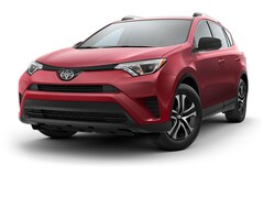 New 2018 Toyota RAV4 LE SUV 2T3BFREV0JW735431 for sale in Riverhead, NY