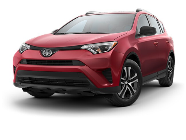 New 2018 Toyota RAV4 LE SUV for sale in Boston MA