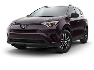 New 2018 Toyota RAV4 LE SUV in Maumee