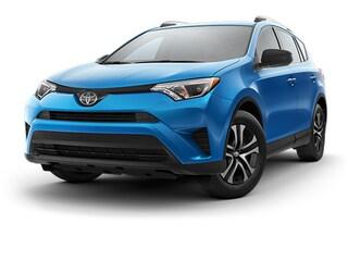 New 2018 Toyota RAV4 LE SUV