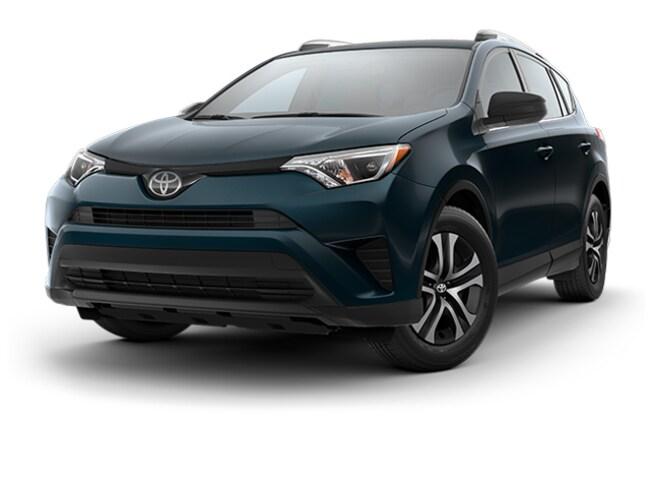 New 2018 Toyota RAV4 LE SUV JTMZFREV8JJ736808 Peoria