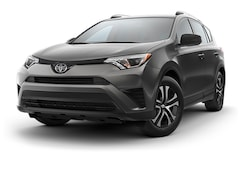 New 2018 Toyota RAV4 LE SUV in Oxford, MS