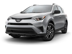 New 2018 Toyota RAV4 LE SUV for sale in Temple TX