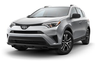New 2018 Toyota RAV4 LE SUV for sale in Southfield, MI at Page Toyota