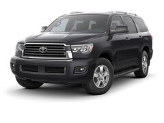 New 2018 Toyota Sequoia SR5 SUV in Galveston, TX