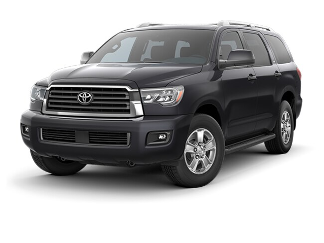 New 2018 Toyota Sequoia SR5 SUV For Sale in Barstow, CA
