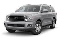 New 2018 Toyota Sequoia SR5 SUV in San Antonio, TX