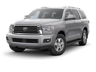 New 2018 Toyota Sequoia SR5 SUV in Easton, MD