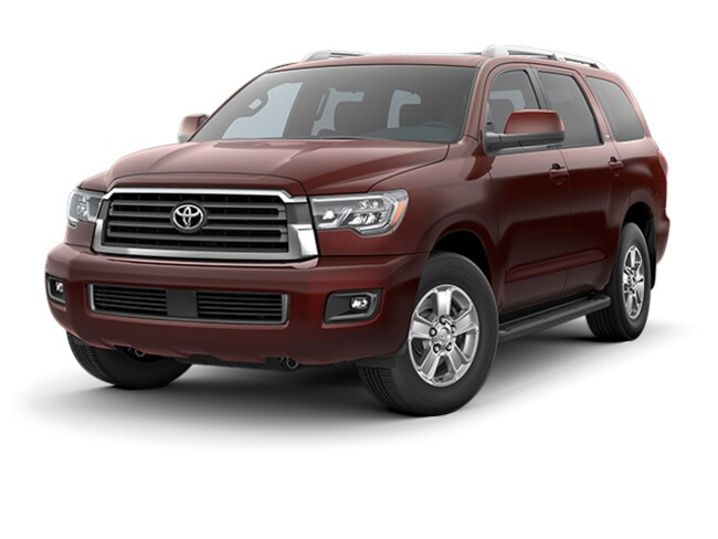 New 2018 Toyota Sequoia SR5 SUV in Avondale, AZ