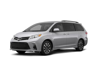 New 2018 Toyota Sienna LE Van Passenger Van Lawrence, Massachusetts