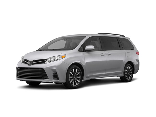 New 2018 Toyota Sienna LE 7 Passenger Van Passenger Van Framingham
