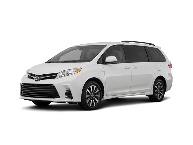 2018 Toyota Sienna LE Van Passenger Van