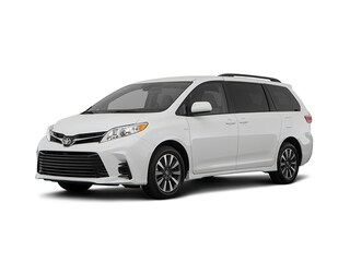 New Toyota 2018 Toyota Sienna LE 7 Passenger All-wheel Drive for Sale in Streamwood, IL