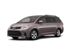New 2018 Toyota Sienna LE 8 Passenger Special Edition Van Passenger Van for sale in Temple TX