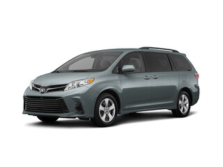 New 2018 Toyota Sienna LE 8 Passenger Van Passenger Van