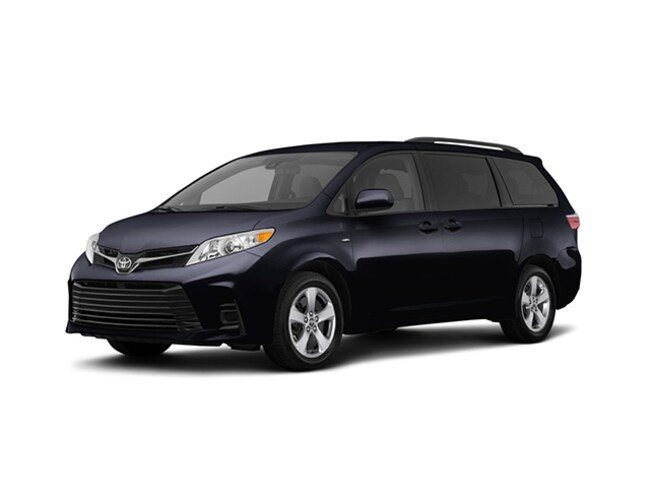 New Toyota vehicle 2018 Toyota Sienna LE 8 Passenger Van Passenger Van for sale near you in Southfield, MI