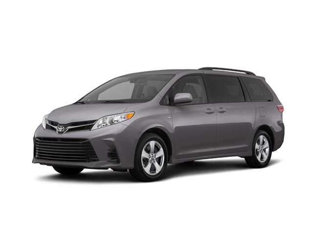 New 2018 Toyota Sienna LE 8 Passenger Van Passenger Van Framingham