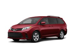 2018 Toyota Sienna LE 8 Passenger Front-wheel Drive