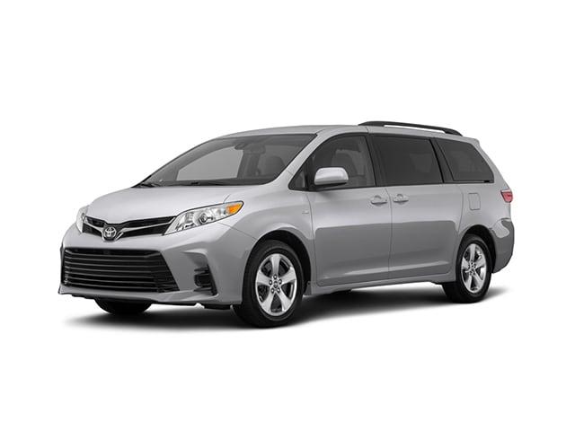 2018 Toyota Sienna Minivan/Van