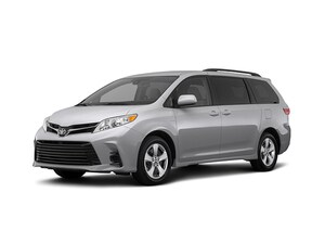 2018 Toyota Sienna LE FWD 8-Passenger