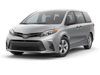 New 2018 Toyota Sienna L 7 Passenger Van Passenger Van in Easton, MD