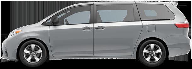 2018 Toyota Sienna Van L 7 Passenger