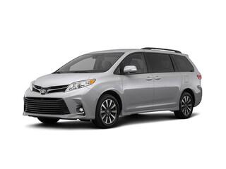 2018 Toyota Sienna Limited Minivan/Van