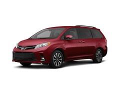 2018 Toyota Sienna Limited 7 Passenger Van Passenger Van